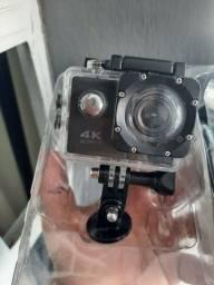 Camera portátil 4K Ultra HD