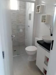 Excelente Apartamento com rebaixo em gesso todo mobiliado em Barreiros - São José (TH973)