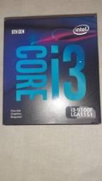 Processador Intel i3 última geração