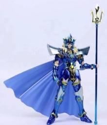 Cav. Do Zodiaco Cloth Myth Poseidon Ex Azul- Jmodels