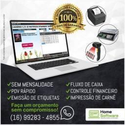 Sistema de Gestão - Clientes, Estoque, Etiquetas, Financeiro, Carnê, PDV - Olinda