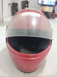 Vendo capacete  45,00