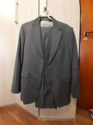 Traje social completo tam 42 (calça, colete e blazer)