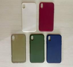 Kit de capas de proteção para iPhone XR