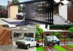 Instalação  e manutençao de portão eletronico