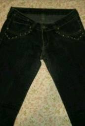 Calça Jeans Tam: 42
