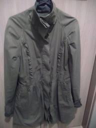 Vestido/Casaco - Marca: Enfim