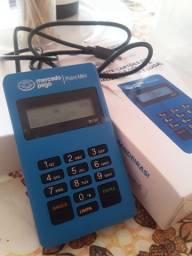 Maquininha de cartao débito e credito.