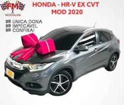 Título do anúncio: HONDA - HR-V EX CVT ÚNICA DONA IMPECÁVEL CONFIRA!!!