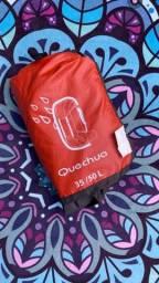 Capa de chuva para mochila de 35 a 50 L Quechua