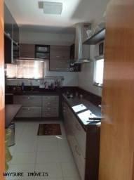 Casa em Condomínio para Venda em Manaus, Flores, 3 dormitórios, 3 suítes, 4 banheiros, 3 v