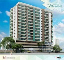 Lançamento apartamentos na Praia do Morro em Guarapari,com 3 quartos, 2 vagas de garagem