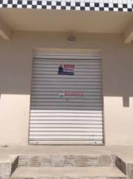 Aluga-se ponto comercial no bairro Santa Rosa