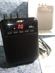 Mini amplificador guitarra Aroma Ag03M