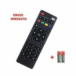Controle remoto pra TV Box