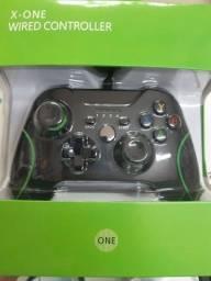 controle Xbox-One com fio