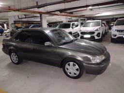 Título do anúncio: Toyota corola 2002 super conservado