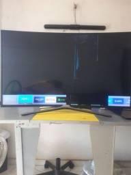 Vendo TV. Samsung tela curvada com tela quebrada para concerto.