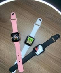 Smatwatch X8 44mm - Troca Foto - Faz Ligação - Notificações - Entrega Imediata