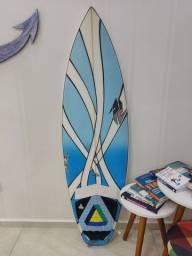 """Prancha de surf  5.5""""  18. 5/8 .. 24.5 litros"""