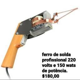Título do anúncio: Ferro de solda / estanhador profissional