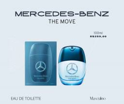 Perfume Mercedes-Benz The Move