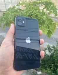 iPhone 11 64g aceita cartão