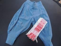 Bombacha Infantil + Faixa de Cintura
