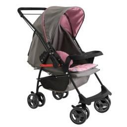 Carrinho de Bebê Galzerano Milano Reversível