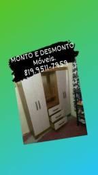 MONTADOR DE MÓVEIS EM RECIFE.