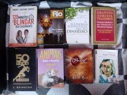 Lote de Livros  HQs e Revistas.
