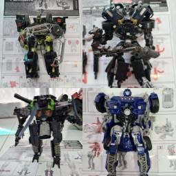 Coleção Transformers - Hasbro
