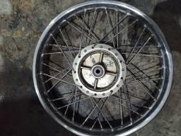 Roda de ferro fan Titan 150