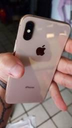 Iphone XS 64g rosê único dono.