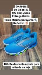 Título do anúncio: Tênis Mizuno Sorayama