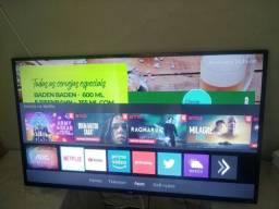 Smart TV AOC 43 em estado de nova