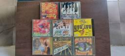 CDs antigos e raros
