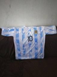 Camisa da Argentina.