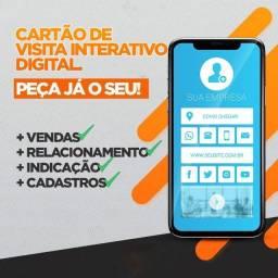 Título do anúncio: Cartão Digital e Interativo