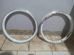 Título do anúncio: Vendo rodas aro 20 para bicicleta