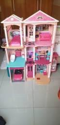 Título do anúncio: Barbie Real Casa dos Sonhos em Goiânia, Goiás.