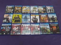 Título do anúncio: Jogos Ps4 e Xbox One ( Novos E seminovos )