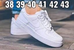 Título do anúncio: Tênis Nike Air force - Instagram: @_britostores