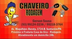 Chaveiro Rodagem.
