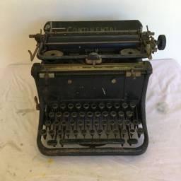 Título do anúncio: Máquina De Escrever Datilografia Continental Alemanha 1910