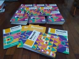 Apostilas Bernoulli - Coleção 6v 2020 + Simulados e Roteiro de Texto - Ótimo Estado