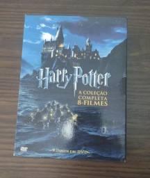 Box DVD Coleção Harry Potter 8 Filmes (9 Discos)