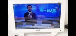 "TV Led 16"" ultra slim HD digital"