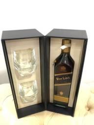 Whisky Blue Label Edicao Limitada