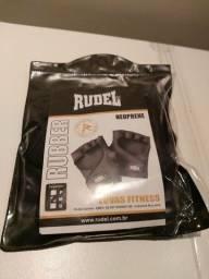 Luva Fitness Rudel G2L média - Neoprene
